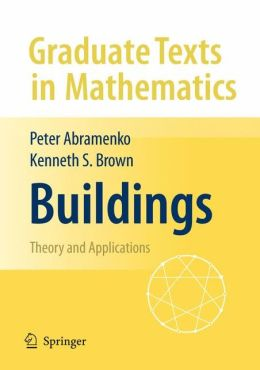 Buildings: Theory and Applications / Edition 1