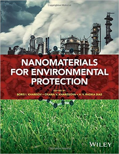 Nanomaterials for Environmental Protection 1st Edition