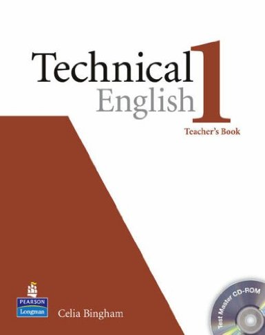 Technical English Level 1 Teachers Book/Test Master CD-Rom Pack