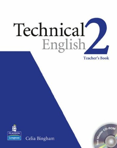 Technical English Level 2 Teachers Book/Test Master CD-Rom Pack