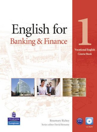 English for Banking & Finance Level 1 Coursebook and CD-Rom Pack [Anglais]