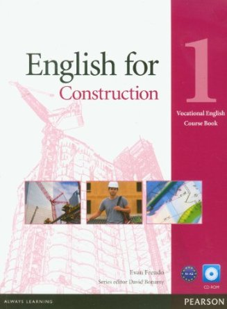 English for Construction Level 1 Coursebook and CD-ROM Pack [Anglais] [Broche]