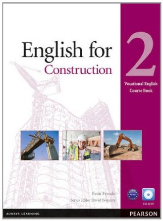 English for Construction Level 2 Coursebook and CD-ROM Pack [Anglais]