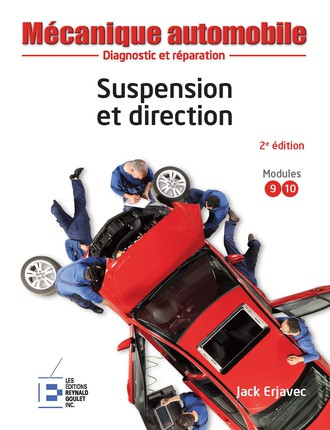 Suspension et direction (2e Éd.) Diagnostic et réparation