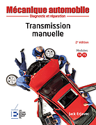 Transmission manuelle Diagnostic et réparation