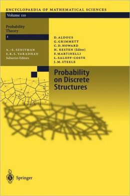 Probability on Discrete Structures / Edition 1