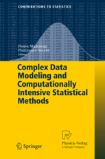 Complex Data Modeling and Computationally Intensive Statistical Methods